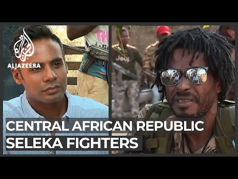 🇨🇫Central African Republic: Leader of Seleka fighters speaks up l Al Jazeera English