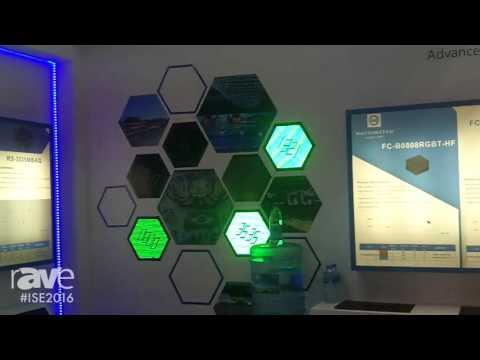 ISE 2016: Nationstar Overviews LED Display Range