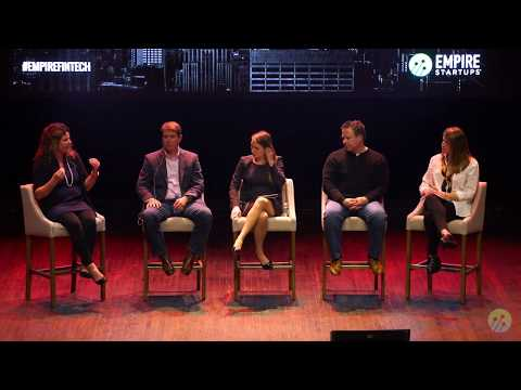 Smart Contracts Panel - 2017 NY Empire FinTech Conference