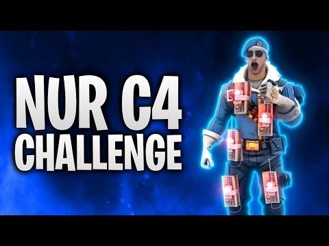 NUR C4 CHALLENGE! 🏆 | Fortnite: Battle Royale thumbnail