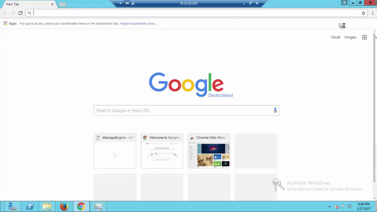 Fix Google Chrome browser issues in Hyper-V by Mahmoud Moussa