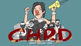 揭开 中国人权捍卫者 李晓蓉的真面目