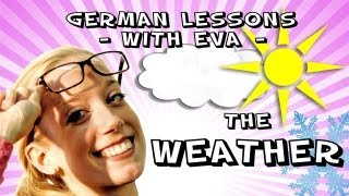 German Lesson 12 - The Weather