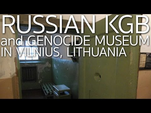 Russian KGB and Genocide in Vilnius Lithuania E002