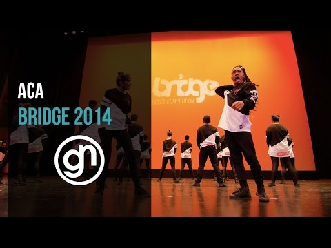 ACA [1st Place] | Bridge 2014 [Official Front Row 4K]