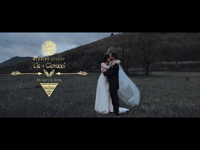 ♥♥ Lia+Giovanni ♥♥ wedding trailer