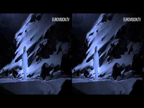 Gréta Salóme & Jónsi (Iceland) 3D Music Video - Never Forget