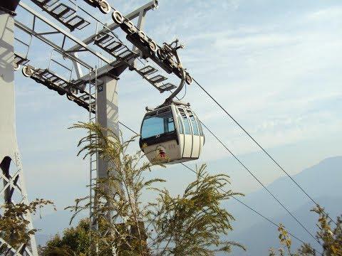 Manakamana in Cable Car Nepal