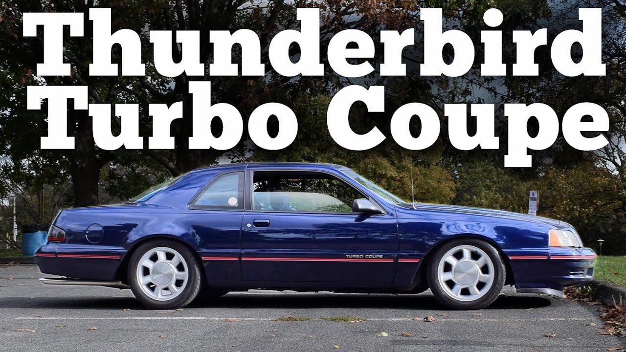 1988 Turbo Coupe Black Thunderbird