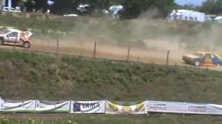 3eme manche tourisme cup belleville sur vie 2013