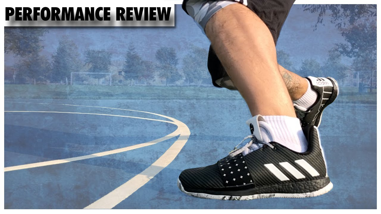adidas Harden Vol 3 Performance Review