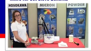 Accurate Particle Size Analysis with Pne
