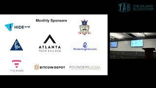 The Atlanta Blockchain Live Stream