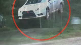 Rally crashes - аварии на ралли 2019