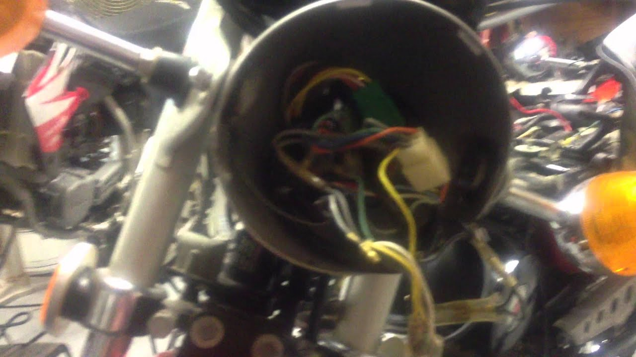 Motorcycle Headlight Help Youtube Honda Engine Diagram 2008 C70 Get Free Image About Wiring