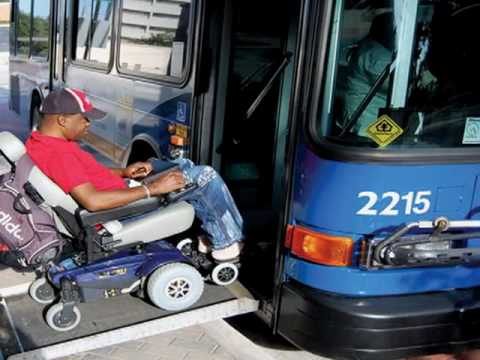 Public Transportation and the ADA