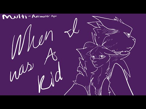 When I Was A Kid PMV MAP