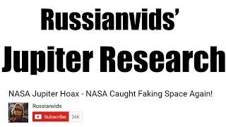 Flat Earth: Russianvids vs Jupiter