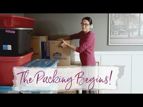 PACKING UP OUR HOUSE | Moving to Florida | Lynette Yoder