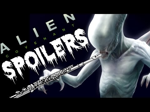 Alien: Covenant SPOILER Review
