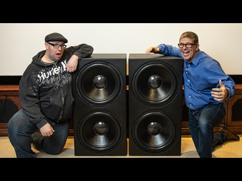 Home Theater | JTR Captivator RS2 Subwoofer Unboxing And Overview