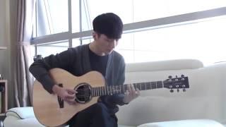 bản guitar đến từ chàng trai hàn quốc sungha jung - Love Yourself