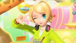 鏡音リン-メランコリック 【Arcade Future Tone中文字幕】