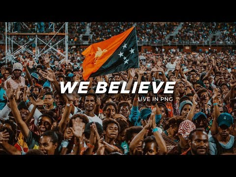 WE BELIEVE - Official Planetshakers Music Video