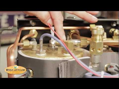 Inside the Rocket R58 Dual Boiler Espresso Machine