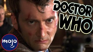 Top 10 Times the Doctor Needed Saving (Doctor Who)