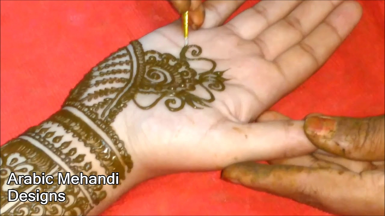 Simple Easy Mehndi Designs For Hands Simple Henna Mehndi Designs