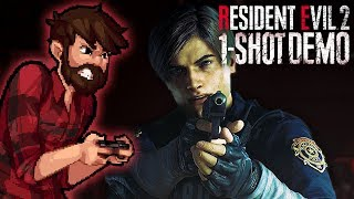 Resident Evil 2 One Shot Demo! | Returning to the Nightmare | Resident Evil 2 One Shot Demo Gameplay