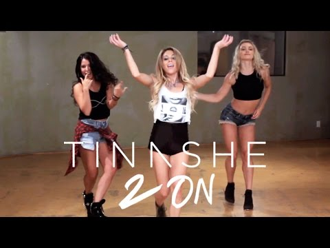 Tinashe - 2 On ft. SchoolBoy Q (Dance Tutorial)