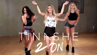 Tinashe 2 On Ft SchoolBoy Q Dance Tutorial