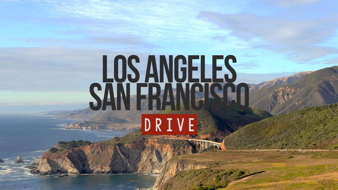 Driving Distance from Los Angeles, CA to San Francisco, CA