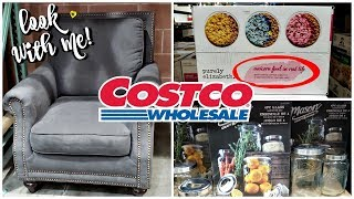 COSTCO SHOP WITH ME * NEW * MARCH 2019