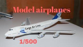 Video Aviones a escala 1/500  model airplanes 1:500 HD part 1 download MP3, 3GP, MP4, WEBM, AVI, FLV Agustus 2018