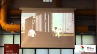 Aalto TLT  Bruce Oreck Part II