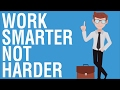 how to work smarter not harder   the pomodoro technique