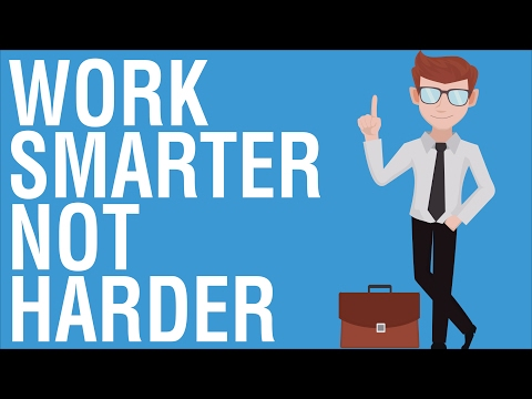 HOW TO WORK SMARTER NOT HARDER - THE POMODORO TECHNIQUE
