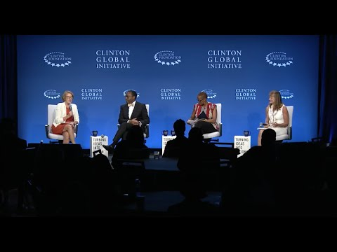How Energy Can Spark Global Prosperity : Panel Discussion - CGI 2016 Annual Meeting