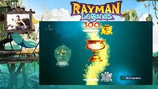 Rayman Legends - Music Levels (2013)