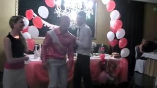 Конкурсы на выкупе туфельки(С Вами команда http://StudioAlele.ru Выкуп невесты -- это неотъемлемая традиция любой свадьбы. Целый феерверк креатив..., 2014-05-24T22:25:04.000Z)