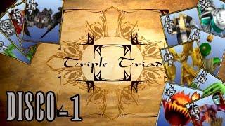 Guía Triple Triad [Final Fantasy VIII] - CD 1