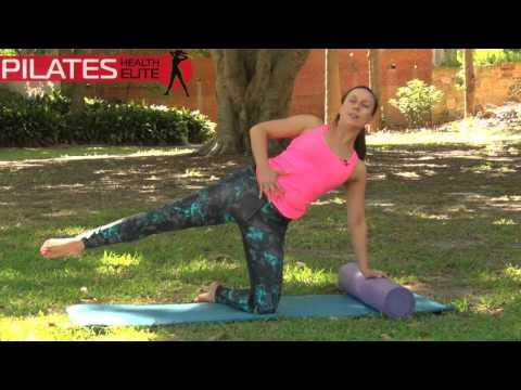 20 Min Full Body Pilates Foam Roller Workout
