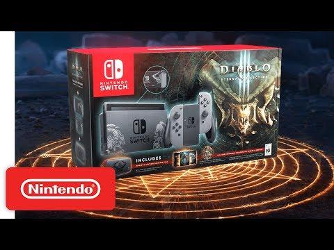 Nintendo Switch Diablo III: Eternal Collection Bundle - Announcement Video