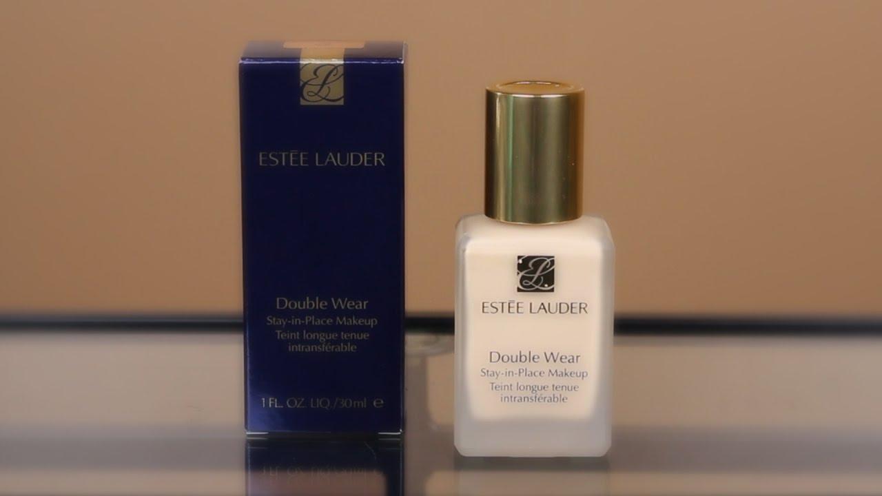 Download Тест-драйв: Тональный крем ESTEE LAUDER Double Wear 1N2 ECRU
