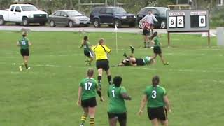 Women's Rugby Try of the Week 9-23-18