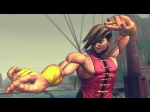 Super Street Fighter IV Arcade Edition Launch Trailer