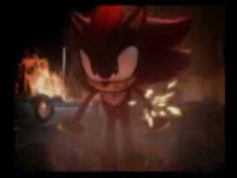 Shadow the Hedgehog -Monster-